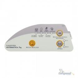 Adesivo Painel Membrana Lavadora Consul 7kg Cwc 24